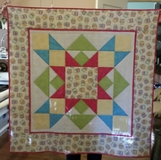 Wish Upon a Star quilt.
