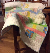 """Baby"" quilt"