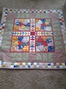 Indy's Special Quilt