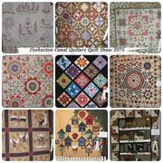 2015 Coshocton Canal Quilter quilt show, Ohio