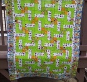 Square Dance Mystery Quilt - TQPM Fall 2015