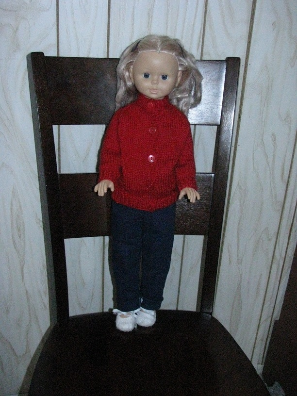 IMG_0233Doll in sweater and jeans
