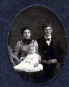 Cad Ingram, Elizabeth Wilhoit and Lucretia Ingram