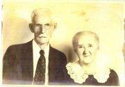 Tom A. Stinson and Ada Belle Delouch Stinson