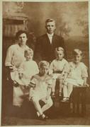 Homer Hulbert & Family