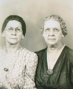 Bertha & Malissa Hulbert