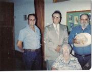 Lyle,Ray,Mel & Grandma