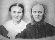 Joseph H.Beckwith & Rosanna(Shook) Silvis
