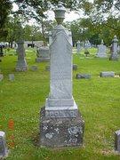 headstone of Jno Martin Ponto