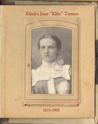Ellie Tanner Horne ~ My Great Grandmother