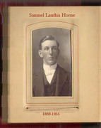 Sam or Lant ~ My Great Grandfather