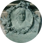 Maria Aliprandi Perego (Tombstone)