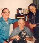 Uncle Mickey (Michael Suiter), Grandfather-WILBUR RAYMOND SUITER, Grandmother- GERTRUDE LOUISA (ELDRED) SUITER