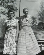 Helen & Sarah (Rentfrow) Allen
