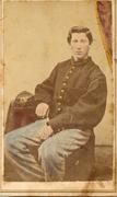 Allen Bates, Gallop's Island, Massachusetts, 1864