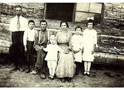 The William Marion Ervin Family