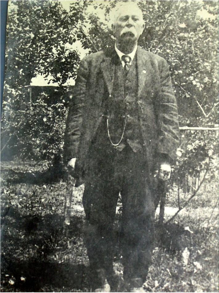 John Samuel Peak