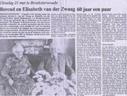 Van Der Zwaag - Wolters