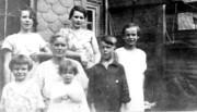 "Bridget ""Delia"" Nally Lavery and Children"