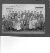 School in Wentworth, Missouri  - About 1900