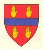 Quartermain coat of arms