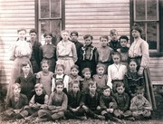 1912 Carl left, Cretie middle