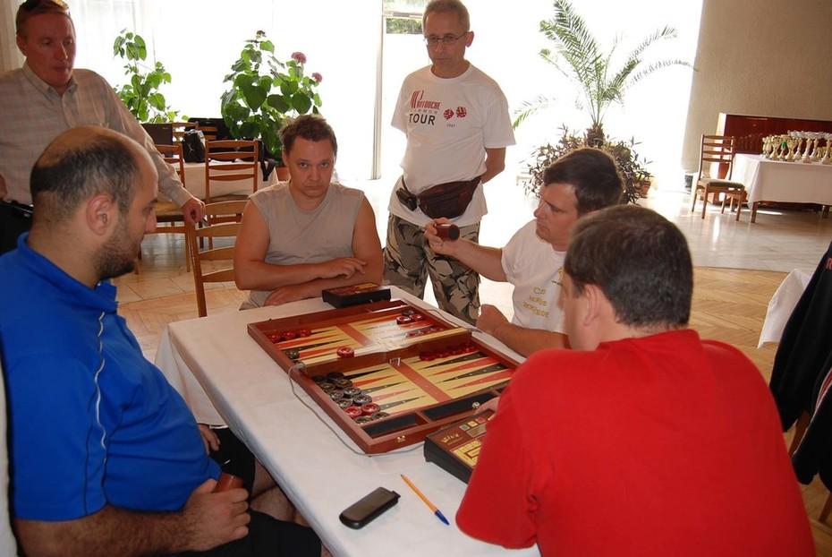 """Backgammon Final """"Yalta Meetings-2008"""""""