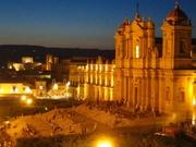 Cattedrale di Noto di sera