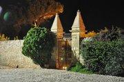Villa Gisana ingresso di T Azzarelli