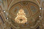 Lampadario della Chiesa di S.Pietro a Modica
