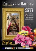 Città di Noto : Infiorata 2011