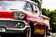Vintage Car Show - Knoxville, Tn