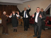 Еврейски танц играят всички