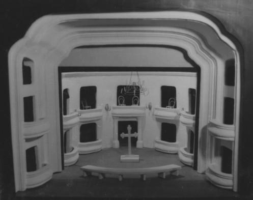 Т. Игнатов - сценография с кръст