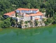 Македония - манастирът Св. Наум