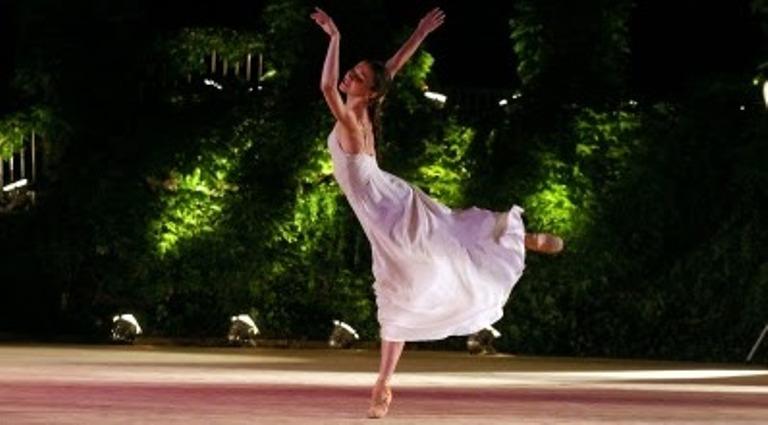 Балет К - Мария Елизе Баранова, финл.  2