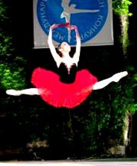 Балет К - скок на балерина  2
