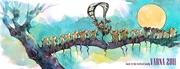 Анимация -Анри и клонът