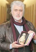 Христо Смоленов - с книгата си