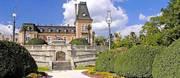 Парка - Изглед към двореца  2