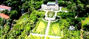 Парка - френската градина панорама