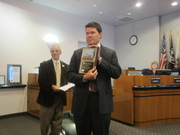 City Council Honors 5/22/12