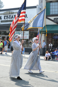 La Mesa Flag Day Parade