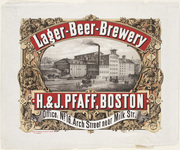 Lager Beer Brewery
