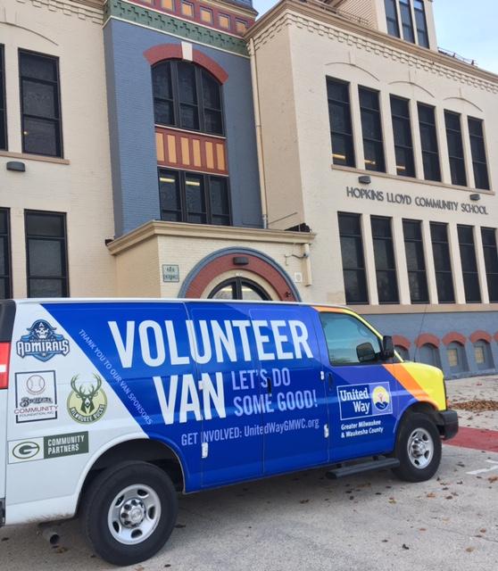 United Way Volunteer Van