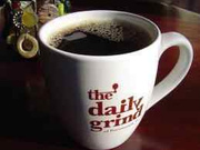 THE DAILY GRIND CAFE