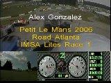 Alex Gonzalez @ Petit Le Mans 2006
