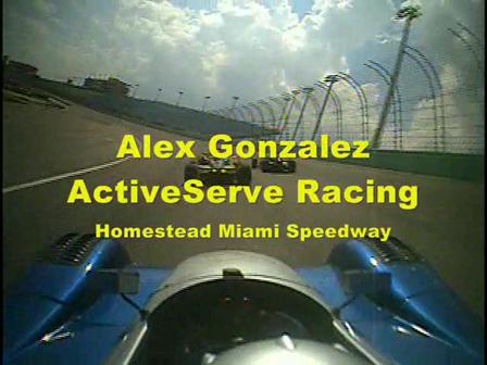 Alex Gonzalez @ Homestead Miami Speedway