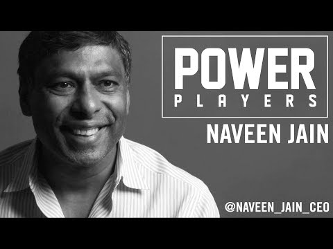 Power Players with Naveen Jain & Grant Cardone