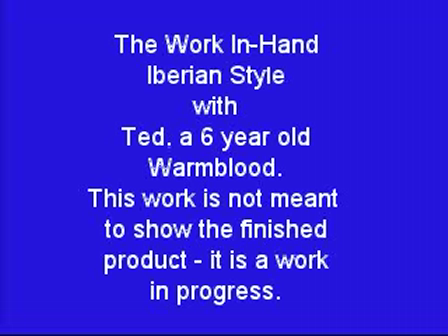 Ted in-hand